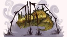The Wyrd Bug, from Imbelnhi's Bestiary